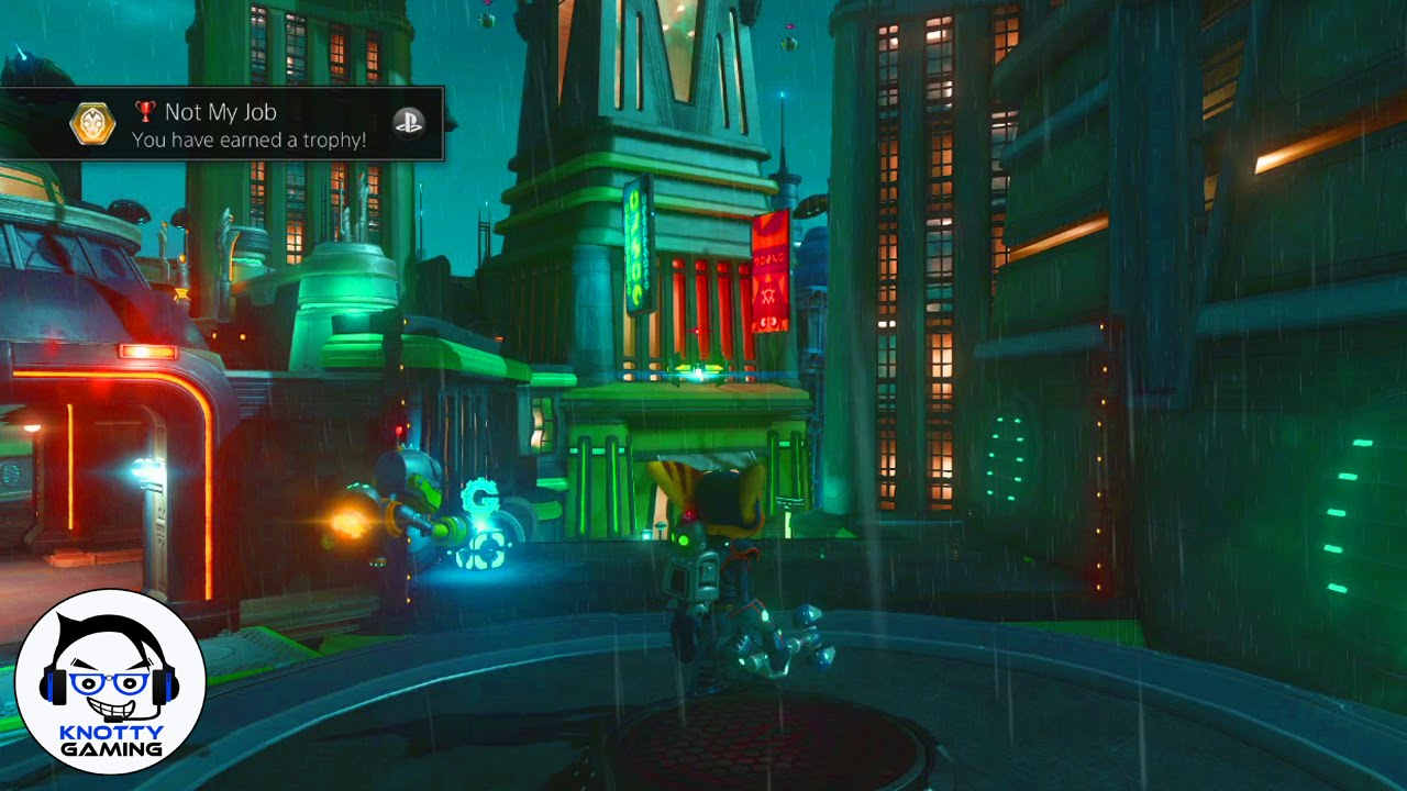 ratchet and clank 2 trophy guide