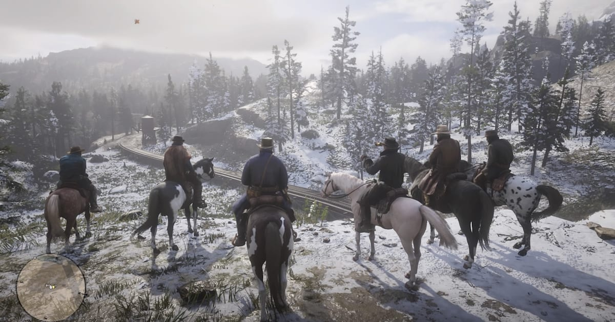 red dead redemption game of the year guide