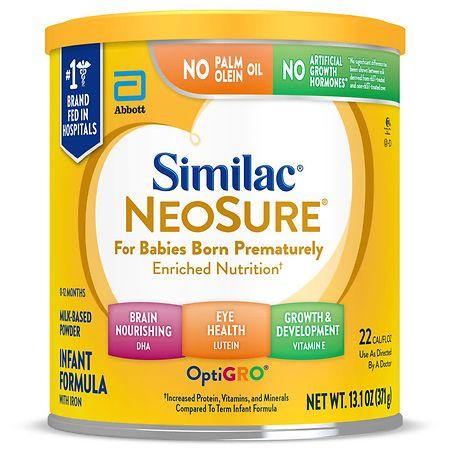 similac feeding guide how many ounces