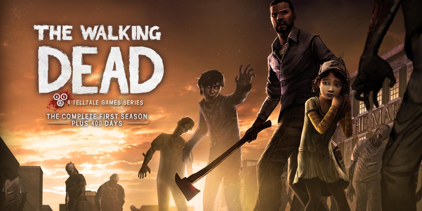 the walking dead season 1 guide