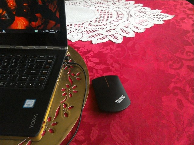 thinkpad x1 wireless touch mouse user guide