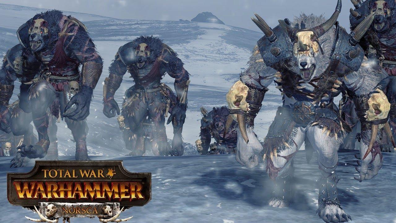 total war warhammer norsca guide