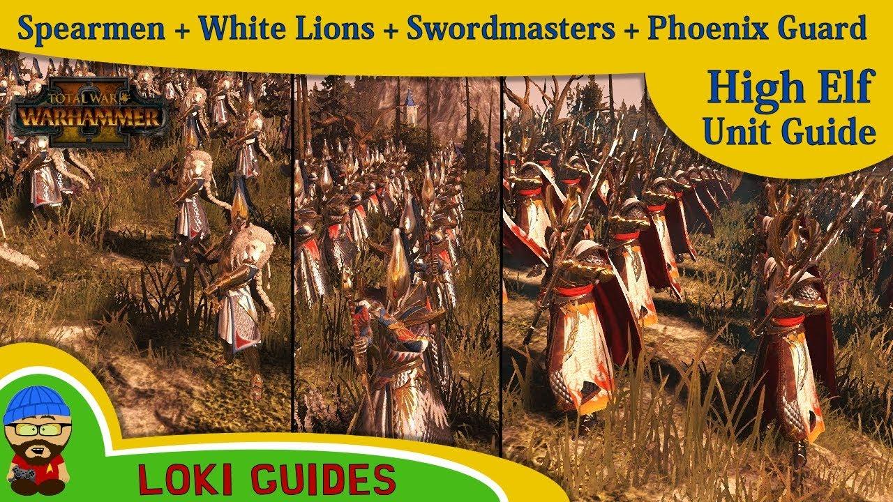 total war warhammer unit guide