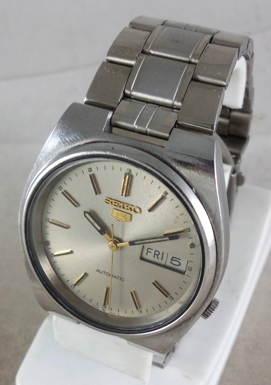 vintage seiko watch price guide