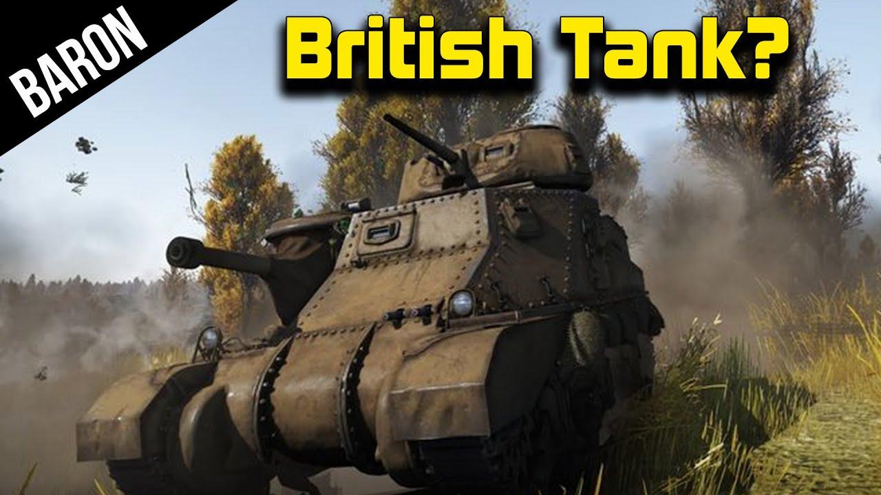 war thunder british tanks guide