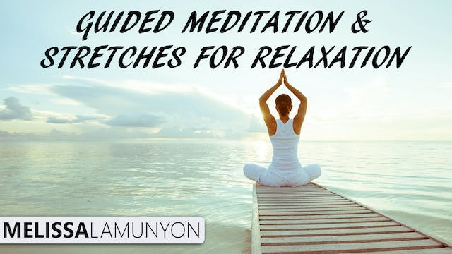 youtube guided meditation for stress